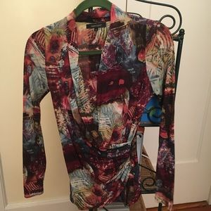 Karen Kane medium blouse.